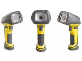 DPM, 2-D and 1-D Handheld Barcode Readers